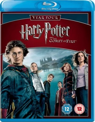 Harry Potter and the Goblet of Fire Blu-Ray - Y15692 BD