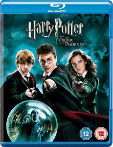 Harry Potter and the Order of the Phoenix Blu-Ray - Y15694 BD