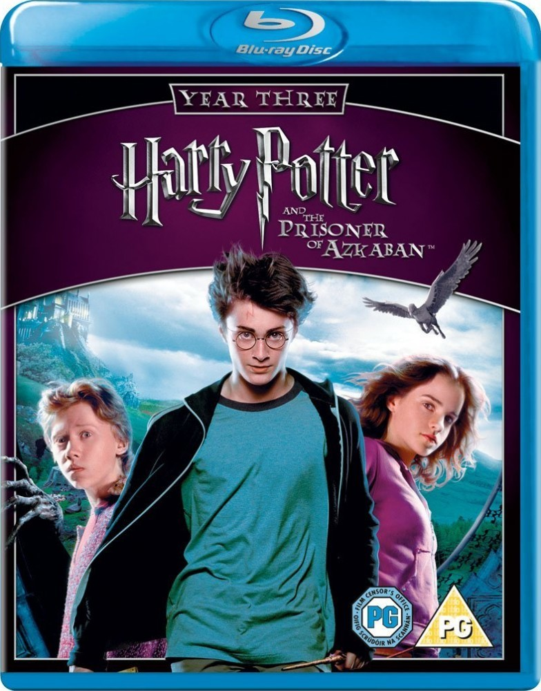 Harry Potter and the Prisoner of Azkaban Blu-Ray - Y15697 BD