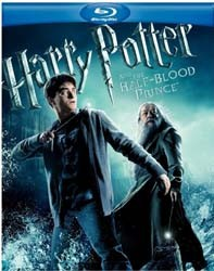 Harry Potter and the Half-Blood Prince Blu-Ray - Y20041 BDW