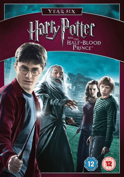 Harry Potter and the Half-Blood Prince DVD - Y22513 DVDW