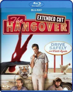 The Hangover Blu-Ray - Y25240 BDW