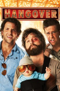 The Hangover DVD - Y25241 DVDW