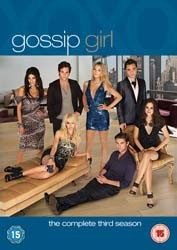 Gossip Girl Season 3 DVD - Y27281 DVDW