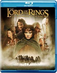 The Lord of the Rings: The Fellowship of the Ring Blu-Ray - Y27506 BDW