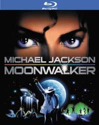 Moonwalker Blu-Ray - Y27578 BDW