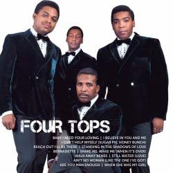 Four Tops - Icon CD - 06025 2761455