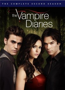 The Vampire Diaries: Season 2 DVD - Y28887 DVDW
