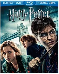 Harry Potter and the Deathly Hallows: Part 1 Blu-Ray - Y30654 BDW