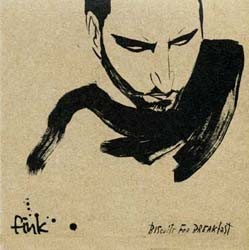 Fink - Biscuits For Breakfast (Limited Edition) CD - ZENDL104X