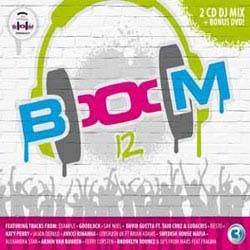 Booom 12 CD+DVD - NEXTCD356
