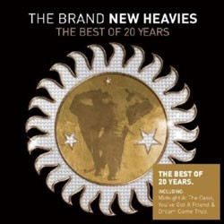 The Brand New Heavies - Never Stop - Best Of 20 Years CD - MCDLX 530