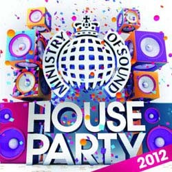 Ministry Of Sound: House Party 2012 CD - CDJUST 522
