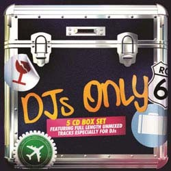 Ministry Of Sound: DJs Only Box Set CD - CDJUST 505
