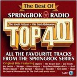 The Best Of Springbok Radio Hits CD - CDEMCJD 6650
