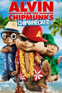 Alvin and the Chipmunks: Chipwrecked DVD - 51591 DVDF