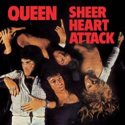 Queen - Sheer Heart Attack (2011 Remaster) CD - 06025 2764409