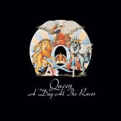 Queen - A Day At The Races (2011 Remaster) CD - 06025 2764417