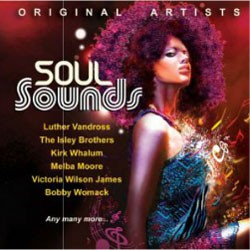 Soul Sounds CD - CDBSP3268