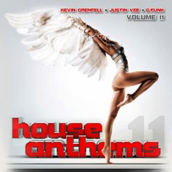 House Anthems Volume 11 CD - FECD058