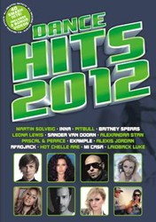 Dance Hits 2012 DVD - DVBSP3269