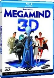 Megamind 3D Blu-Ray - SLBD130649 BDP