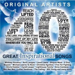 40 Great Inspirational Songs CD - CDBSP3270