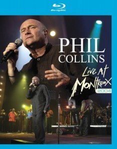 Phil Collins - Live At Montreux 2004 Blu-Ray - BRERE002