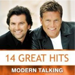 Modern Talking - 14 Great Hits CD - CDSM519