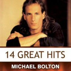 Michael Bolton - 14 Great Hits CD - CDSM530