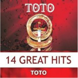 Toto - 14 Great Hits CD - CDSM521