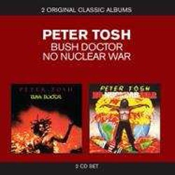Peter Tosh - 2 For 1 Series: Bush Doctor & No Nuclear War CD - CDDBLD 040