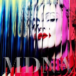 Madonna - MDNA (Deluxe Edition) CD - DARCD 3136
