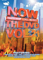 Now That's What I Call Music! The DVD Vol. 21 DVD - UMFDVD 316