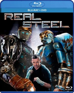 Real Steel Blu-Ray+DVD - 10220375
