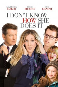 I Don't Know How She Does It DVD - 10220017