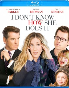 I Don't Know How She Does It Blu-Ray - 10220252