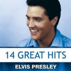 Elvis Presley - 14 Great Hits CD - CDSM517