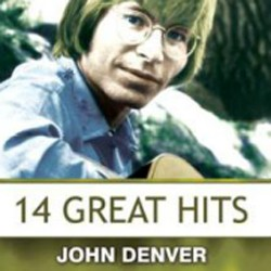 John Denver - 14 Great Hits CD - CDSM518