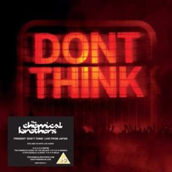 The Chemical Brothers - Don't Think Live In Japan CD+DVD - 50999 5595249