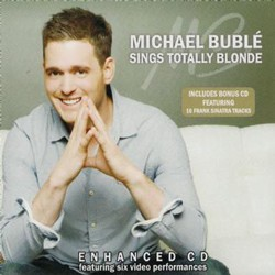 Michael Buble - Sings Totally Blonde CD - RTLCD450