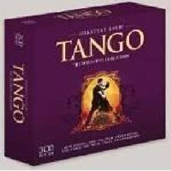 Greatest Ever Tango CD - GTSTCD052