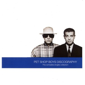 Pet Shop Boys - Discography: The Complete Singles Collection CD - CDEMCJD 5442