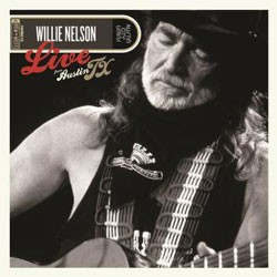 Willie Nelson - Live From Austin TX CD+DVD - NW 6215
