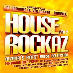 House Rockaz Vol.2 CD - DGR1876