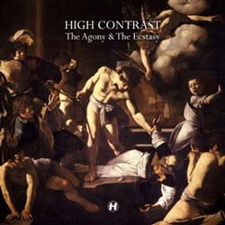 High Contrast - The Agony & The Ecstacy CD - CDJUST 526