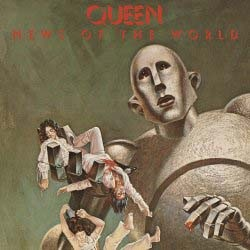 Queen - News Of The World (2011 Remaster) CD - 06025 2771747