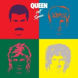 Queen - Hot Space (2011 Remaster) CD - 06025 2771757
