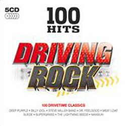 100 Hits Driving Rock CD - DMG 100 090