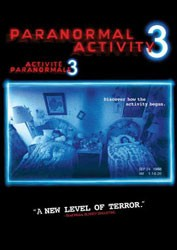 Paranormal Activity 3 DVD - EL124051 DVDP